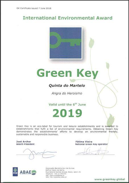 green-key-premio-ambiental-internacional